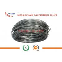 China High Resistivity Heating Element Wire Round Shape With 7.1 G / M3 Density wholesale