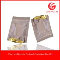 Buy cheap General use Resealable Stand Up Packaging Bags / Pouches One side transparent from wholesalers