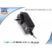 Buy cheap RCM ROHS Portable Electrical AC DC Wall Plug Adapter 12V 2A for CCTV Camera from wholesalers