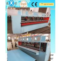 Buy cheap Manual Feeding Carton Making Machine Thin Blade Slitting And Scoring Machine from wholesalers
