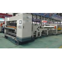 China High Speed 2 Layer Paperboard Corrugated Box Machine Production Line 150m/min wholesale