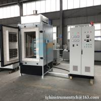 China Chamber furnace for debinding and pre-sintering furnace for zirconia blanks in the production wholesale