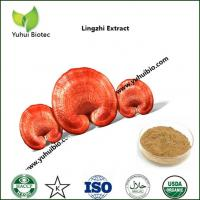 China reishi mushroom extract powder,red reishi extract,red reishi mushroom extract wholesale