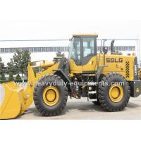 LINGONG LG968 wheel loader used FOPS&ROPS cabin and 4.5m3  LM bucket