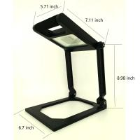 China TOP quality Custom Color CE UL PSE RoHS and SAA 10W Waterproof  Foldable and Rechargeable Led Floodlight wholesale