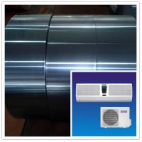 China Mill finished and Bule  Hydrophilic Aluminium Foil   8011  8079  0.15mm to 0.35 mm  for the Fin and Air Conditioner wholesale