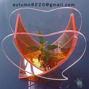 China transparent acrylic fish tank wholesale