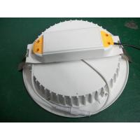 China Adjustable Rotatable UL TUV Listed 16W SMD5630 CRI 80 6000K AC85-265V Input LED Recessed Downlight wholesale
