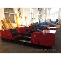 China Drive And Idler 50T / 100T / 200T Welding Rotators At Stock For Pipe Welding wholesale