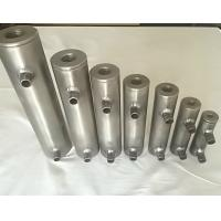 Buy cheap Construciton Rebar Joint Coupler Concrete Grouting Rebar Coupler 12mm - 40mm from wholesalers
