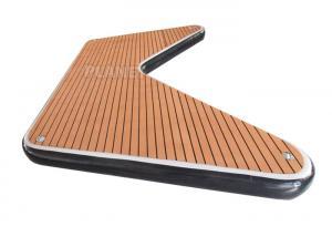 China V Shape Inflatable Floating Dock Inflatable Jet Ski Dock Inflatable Dock For Marine Yacht Boat wholesale