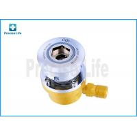 Buy cheap CO2 Brass Medical Gas Outlet Germany Standard With 8mm Tube from wholesalers