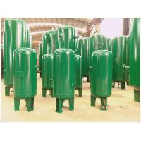 China Industrial Compressed Air Vacuum Receiver Tank Carbon Steel Medium Pressure wholesale