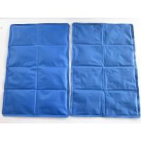 China summer cooling mat/cool gel pad factory from Shanghai,China wholesale