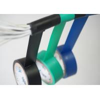 China Ventilation Colored PVC Electrical Tape High Temperature High Voltage wholesale