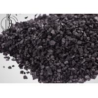 China Low Ash Electric Calcined Coal Granular Used In Metallurgical Reducing Agents wholesale