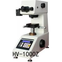 China FEMA Micro Hardness Tester Vickers , Micro Hardness Testing Machine HV-1000Z wholesale