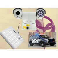 Buy cheap Infrared Night vision  vehicle PTZ Camera rotate 360 security police 1/4
