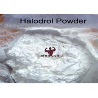 China 99% Muscle Building Prohormones Raw Steroid Powder Halodrol 50 / Turinadiol wholesale