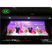Buy cheap Indoor Full Color Video Stage Led Screens P4 P5 P6 For Stage,Easy Installation from wholesalers