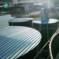China AWWA D103-09 Bolted Steel Tanks For Potable Water Storage Easy To Install wholesale