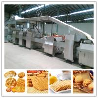 China SAIHENG soft and hard  biscuit production line fully automatic wholesale