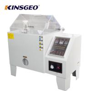 Buy cheap 270L Salt Spray Tester Machine Transparent Pvc Rigid Plastic Board 220v 50HZ from wholesalers