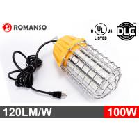 China 12000lm 100W LED Temporary Job Site Light 120VAC For Workshop / Construction wholesale