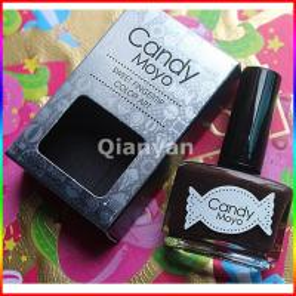 Nail Polish Package: Nail Polish Paper Packing Box, Paper Box Packaging, Paper