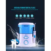China Effective oral hygiene way high pressure dental water flosser pick for teeth cleaning on sale