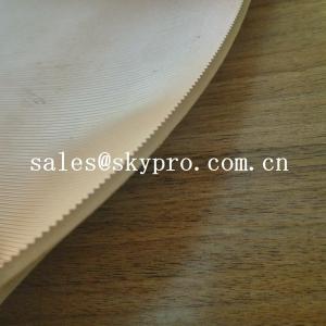 China Soft Shoe Sole Rubber Sheet Anti-Slip Comfortable Shoe Sole Materials wholesale