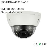 Quality Dahua 6MP WDR IR Mini Bullet Network Camera for sale