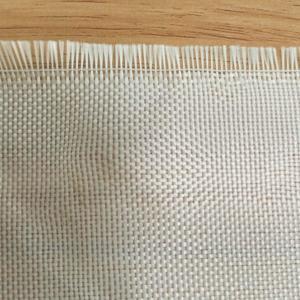 China White color Plain woven fiberglass fabric for insulation material wholesale