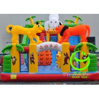 China Inflatable castle rentals with warranty 24months from GREAT TOYS LTD on sale