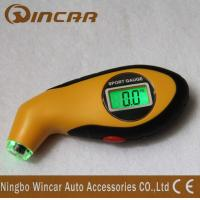 China 12V 150psi Pressure Digital Tire Pressure Guage Precision With Customized Logo wholesale