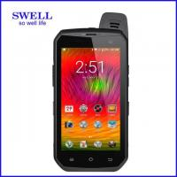 China 4G LTE IP68 Military Spec Smartphone , Dual Sim Cell Phones with NFC wholesale