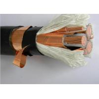 China 120 Sq Mm TRXLPE Xlpe Copper Tape Screen Cable With PE / PVC Jacket wholesale