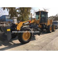 China 5-42km/h Small Motor Grader For Country Roads Building / National Defense Engineering wholesale