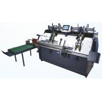 China Industrial  Binding Machine Endsheet Tipping & Inserting System wholesale