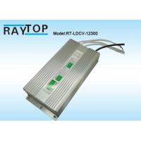 China 300W Constant Voltage Output 12VDC LED Waterproof Driver IP67 For Indoor / Outdoor wholesale