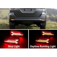 China TOYOTA All New Fortuner 2016 2017 Modified LED Rear Bumper Lights wholesale
