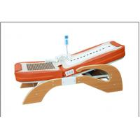 China whole body jade roller heating thermal massage bed PLD-6018E wholesale