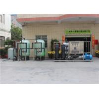 China Brackish RO Water Plant Machine For Ground , Spring , Well , River , Borehole wholesale