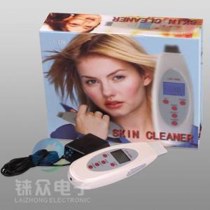 China beauty machine of LCD skin cleaner wholesale