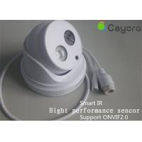China Low LUX CMOS Indoor Surveillance Motion Detector Camera For Supermarket wholesale