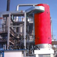 China Vertical Thermal Oil Heating Boiler , Industrial Oil Fired Horizontal wholesale
