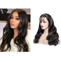 China 100% Real Brazilian Remy Lace Front Wigs Body Wave No Synthetic Hair Mixed wholesale