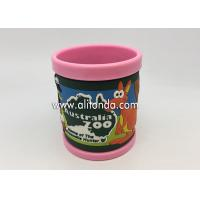 China 2019 new creative promotional gifts supply and custom with pvc silicone wrap 3d anime mugs wholesale