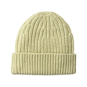 China Trendy Warm 56cm Knit Beanie Hats Plain Dyed Waterproof wholesale