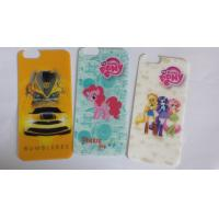 China Customized plastic 3d lenticular cell phone sticker iphone 4/5/6s samsung sticker wholesale